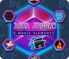 1001 Jigsaw Six Magic Elements juego