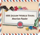 1001 Jigsaw World Tour American Puzzle juego