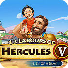 12 Labours of Hercules V: Kids of Hellas juego