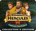 12 Labours of Hercules VII: Fleecing the Fleece Collector's Edition juego