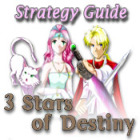 3 Stars of Destiny Strategy Guide juego