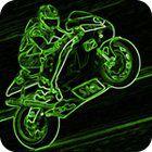 3D Neon Race juego