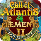 4 Elements II - Call of Atlantis Treasures of Poseidon Double Pack juego