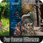 Four Seasons Differences juego