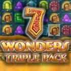 7 Wonders Triple Pack juego