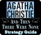 Agatha Christie: And Then There Were None Strategy Guide juego