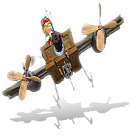 El Airplane juego