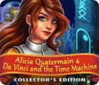 Alicia Quatermain 4: Da Vinci and the Time Machine Collector's Edition juego