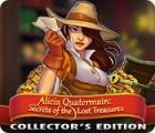 Alicia Quatermain: Secrets Of The Lost Treasures Collector's Edition juego