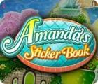 Amanda's Sticker Book juego