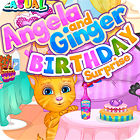Angela Ginger Birthday Surprise juego