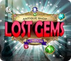 Antique Shop: Lost Gems London juego