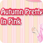 Autumn Pretty in Pink juego
