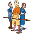 Avatar. The Last Airbender: Elemental Escape juego
