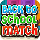 Back To School Match juego