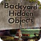 Backyard Hidden Objects juego
