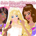 Barbie Bride and Bridesmaids Makeup juego