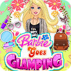 Barbie Goes Glamping juego