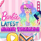 Barbie Latest Hair Trends juego