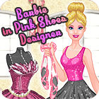 Barbie in Pink Shoes Designer juego