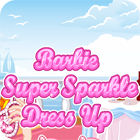 Barbie Super Sparkle DressUp juego