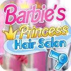 Barbie Princess Hair Salon juego