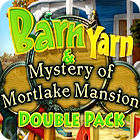 Barn Yarn & Mystery of Mortlake Mansion Double Pack juego