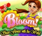 Bloom! Share flowers with the World juego