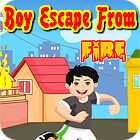 Boy Escape From Fire juego