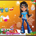 Bratz's Fashion Christmas juego