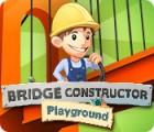 BRIDGE CONSTRUCTOR: Playground juego