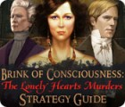 Brink of Consciousness: The Lonely Hearts Murders Strategy Guide juego