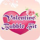 Valentine Bubble Hit juego