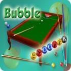 Bubble Snooker juego