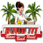 Build It! Miami Beach Resort juego