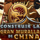 Construir la Gran Muralla de China juego