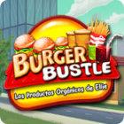 Burger Bustle: Los Productos Orgánicos de Ellie juego