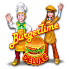 Burger Time Deluxe juego