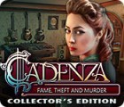 Cadenza: Fame, Theft and Murder Collector's Edition juego