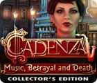 Cadenza: Music, Betrayal and Death Collector's Edition juego
