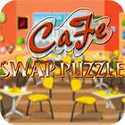 Cafe Swap. Puzzle juego