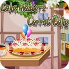 Cake Master: Carrot Cake juego