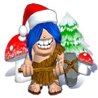 Carl the Caveman Christmas Adventures juego