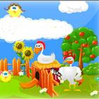 Chicken's Flying School juego