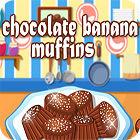 Chocolate Banana Muffins juego