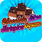 Chocolate RiceKrispies Square juego
