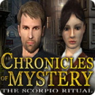 Chronicles of Mystery: The Scorpio Ritual juego