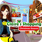 Claire's Christmas Shopping juego