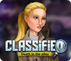 Classified: Death in the Alley juego