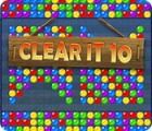 ClearIt 10 juego